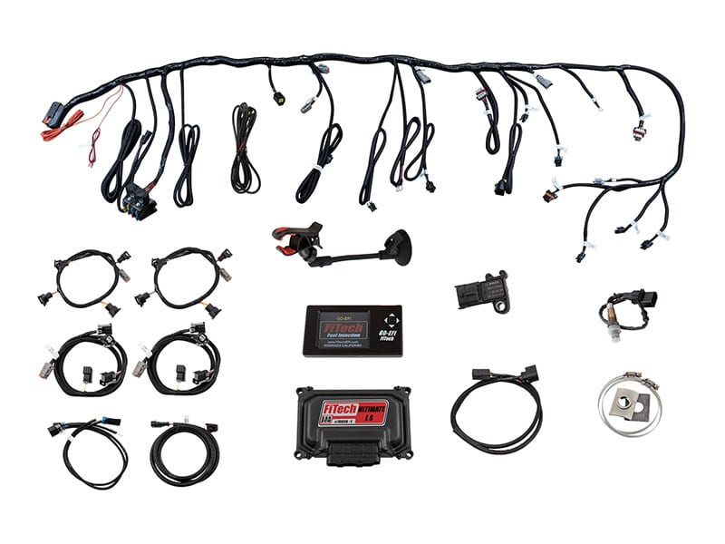 70050ultimate Ls Standalone Ecu Fitech Fuel Injection