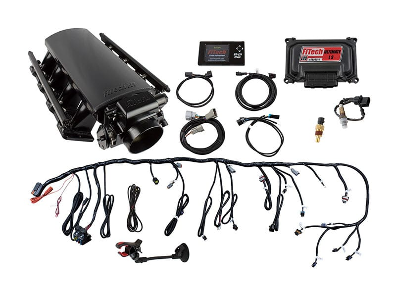 70001ultimate Ls1 Ls2 Ls6 500hp Kit Fitech Fuel Injection