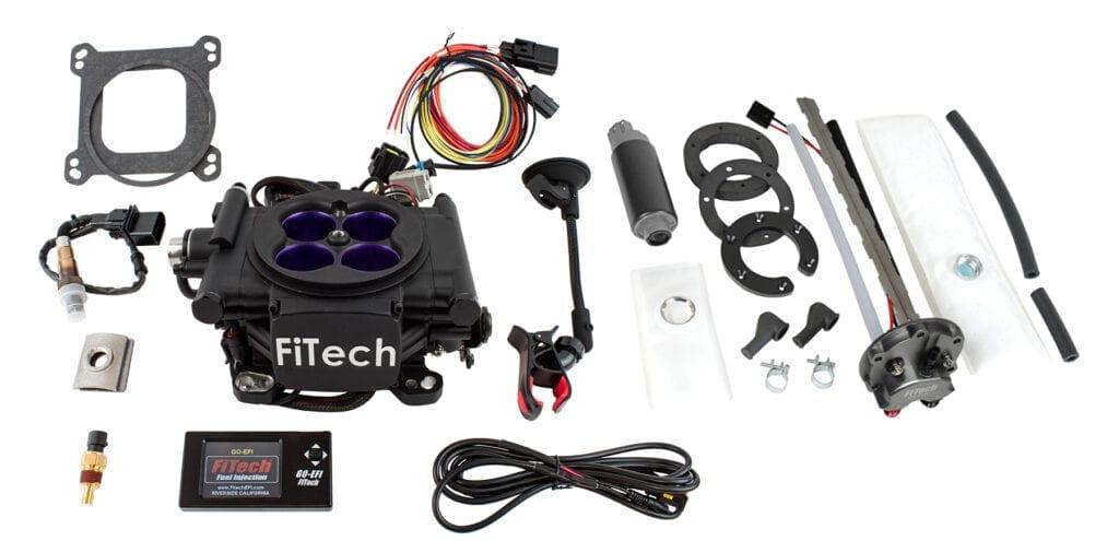Mean Street - 800 HP EFI System - Matte Black Finish, With In Tank Retrofit Kit-P/N 50015