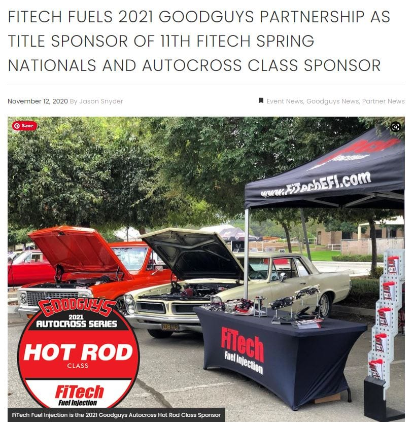 Fitech-EFI-Fuels-GoodGuys-2021-Partnership